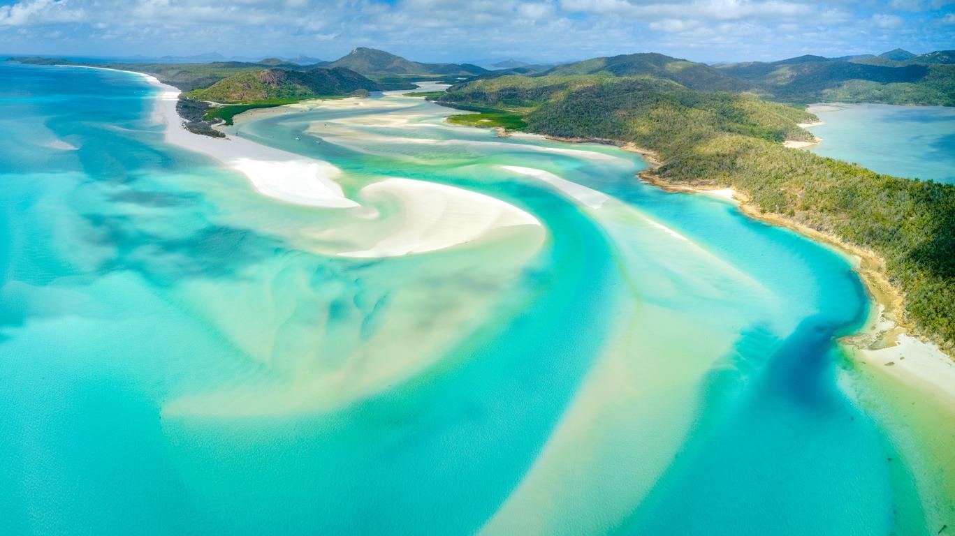 Voyages dans les Whitsunday