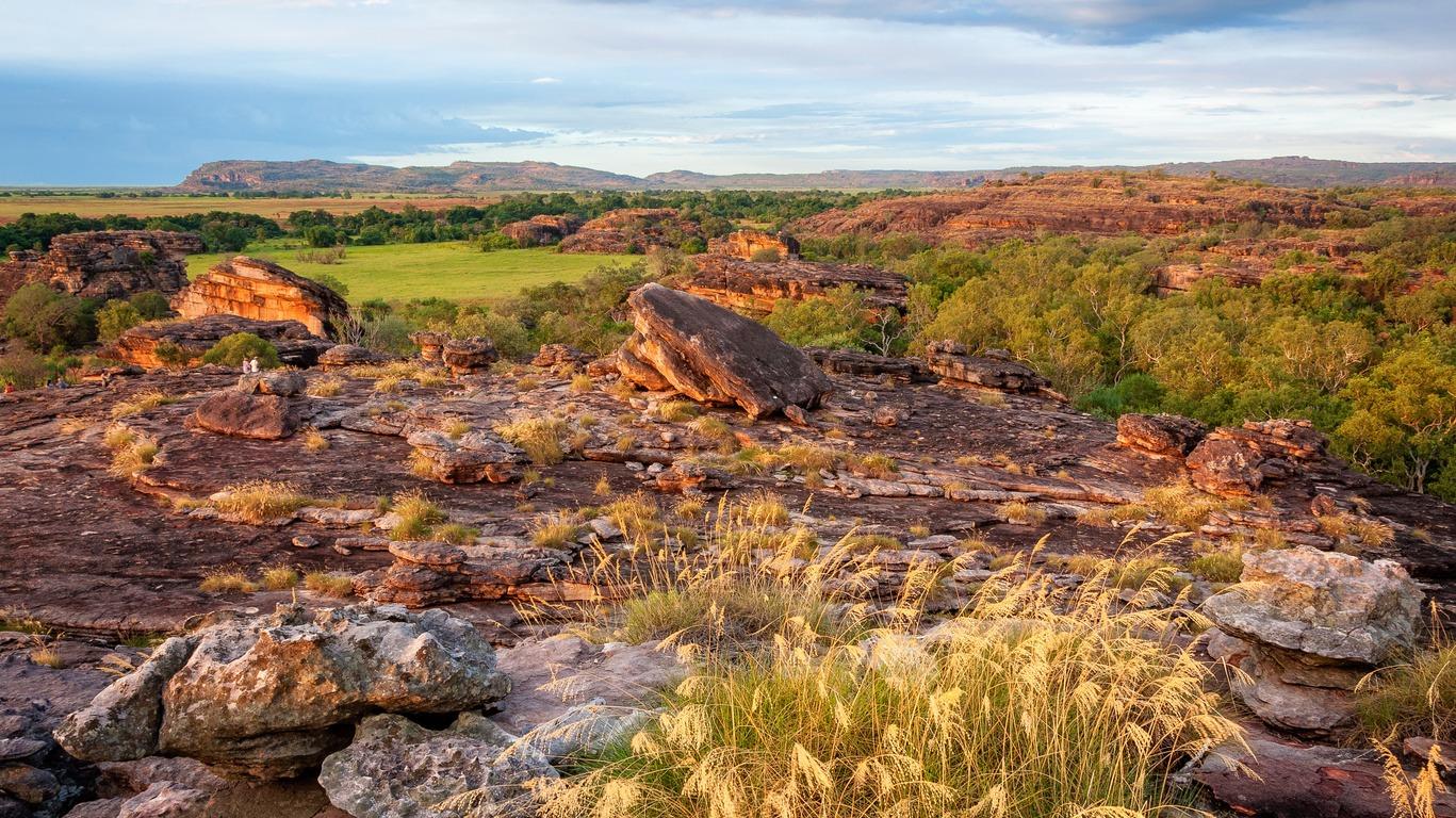Voyage dans le Parc National de Kakadu