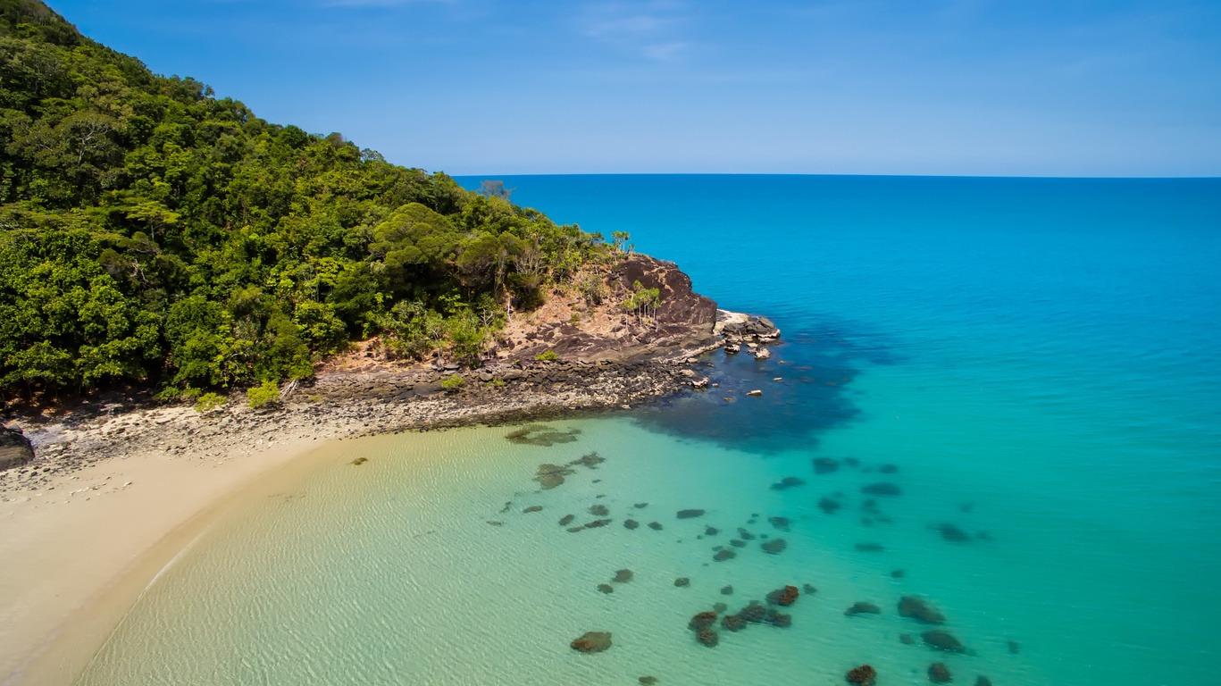 Voyage à Cairns
