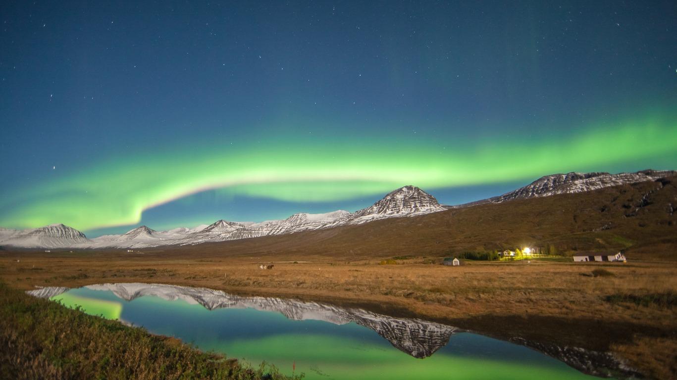 Week-end en Islande