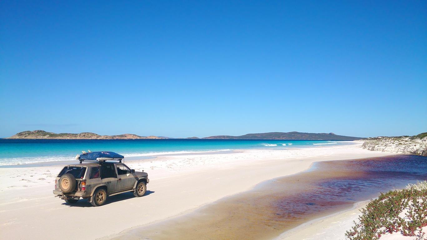 Voyage à Fraser Island