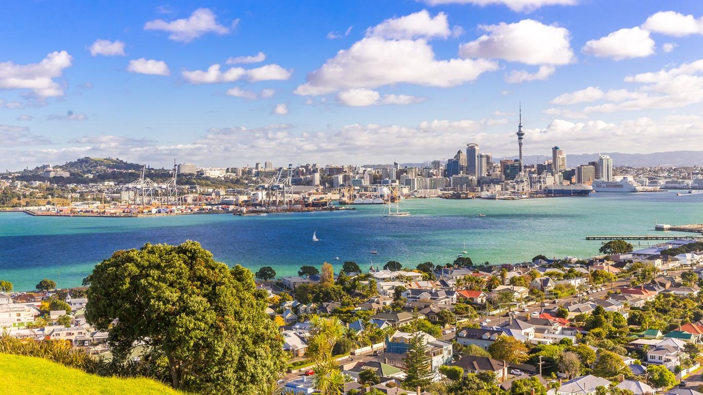 Voyage à Auckland
