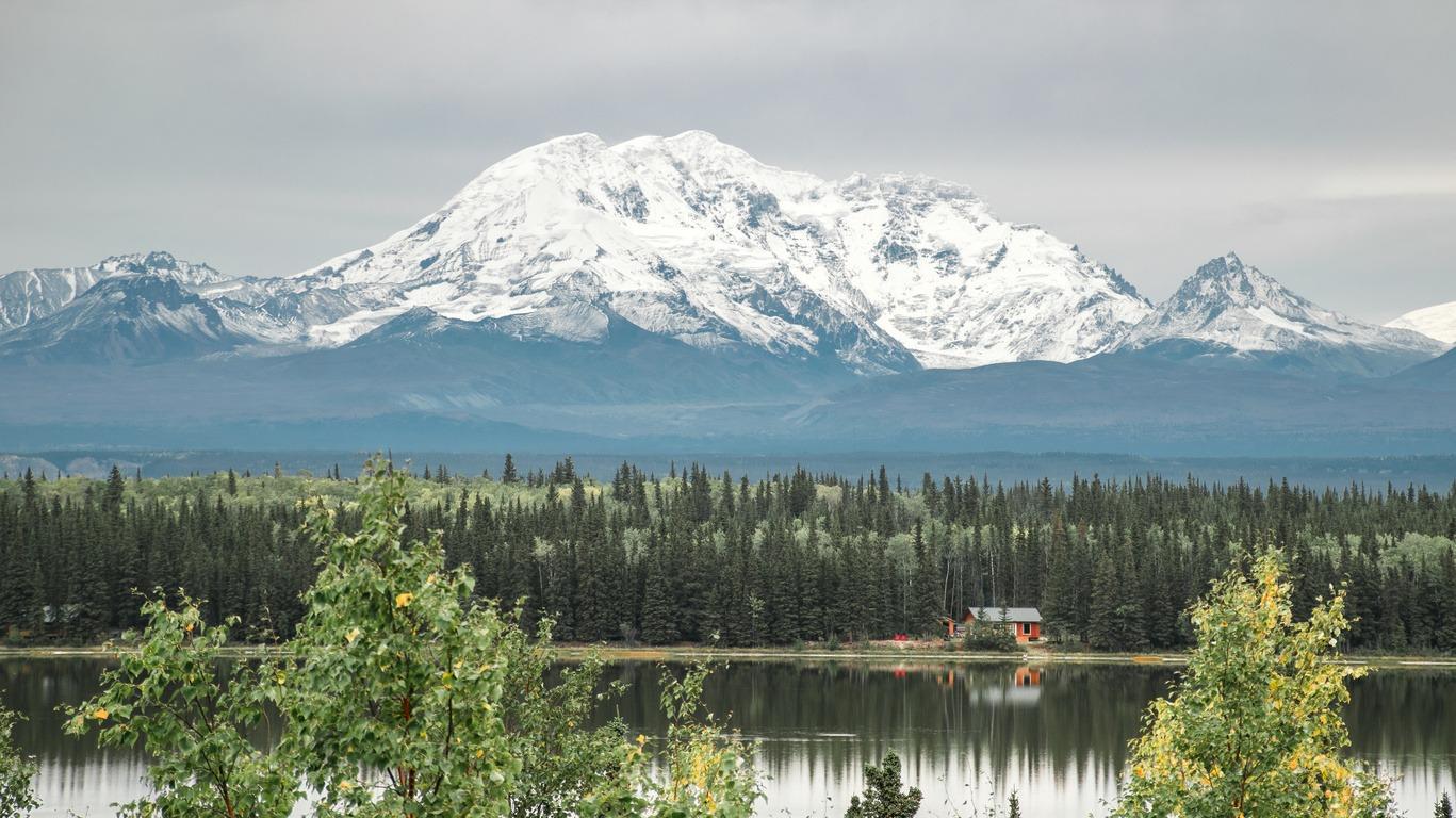 Voyage en Alaska et Yukon