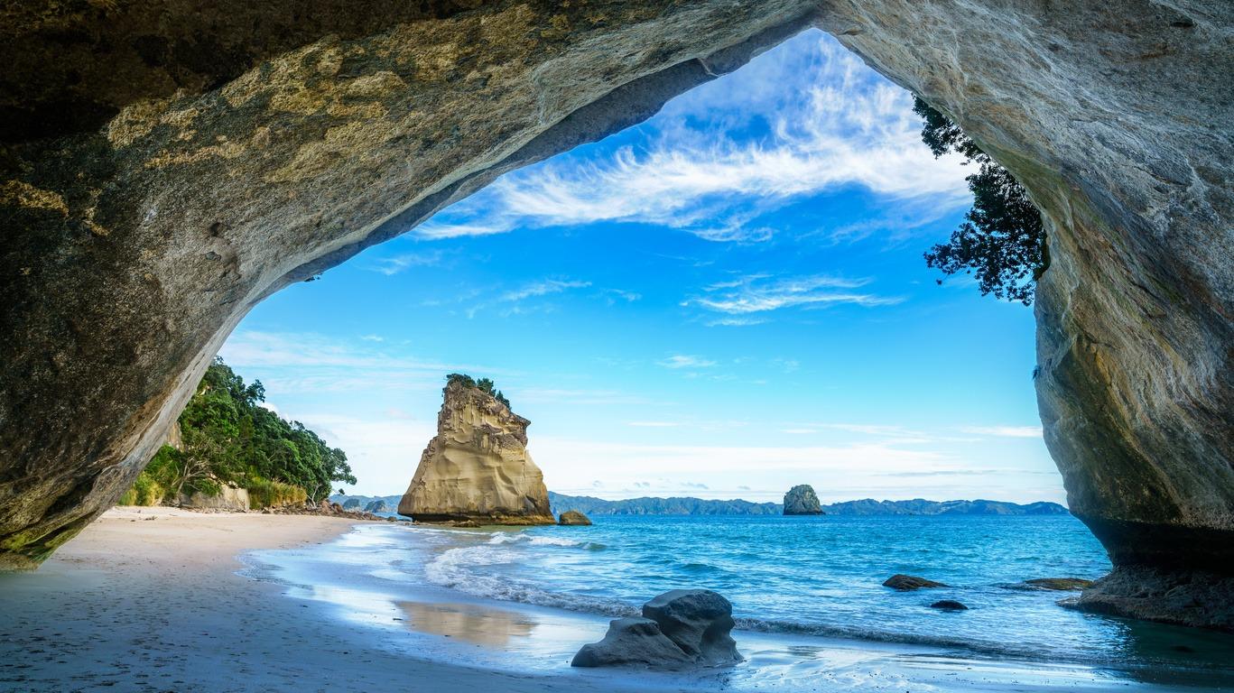 Voyage dans l'Ile du Nord en Nouvelle Zélande
