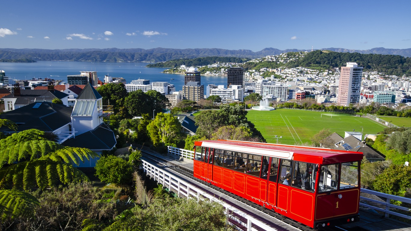 Voyage à Wellington