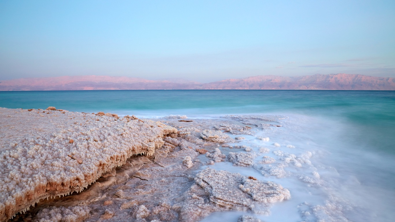 Voyage à la Mer Morte