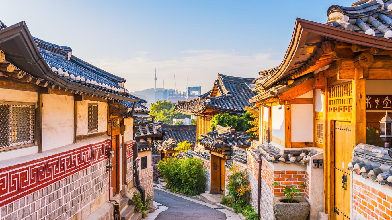 Voyage Corée du Sud