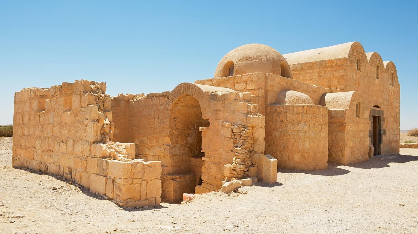 Voyage aux Châteaux du désert