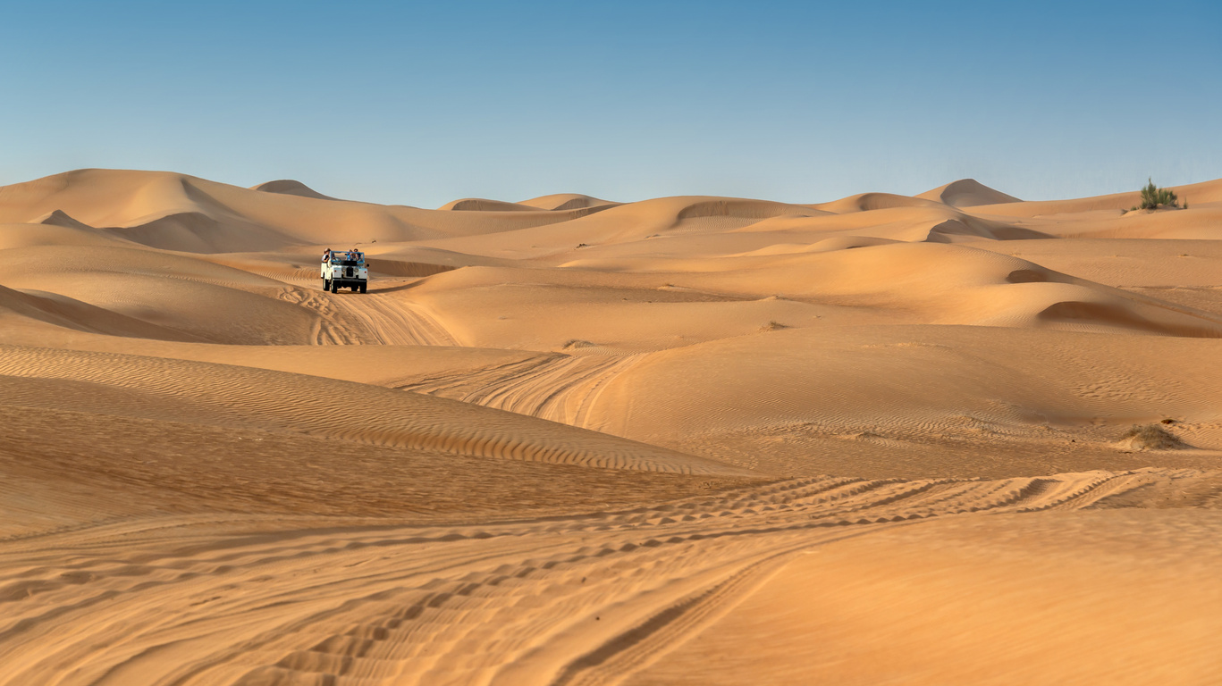 Dubaï & Emirats Arabes Unis