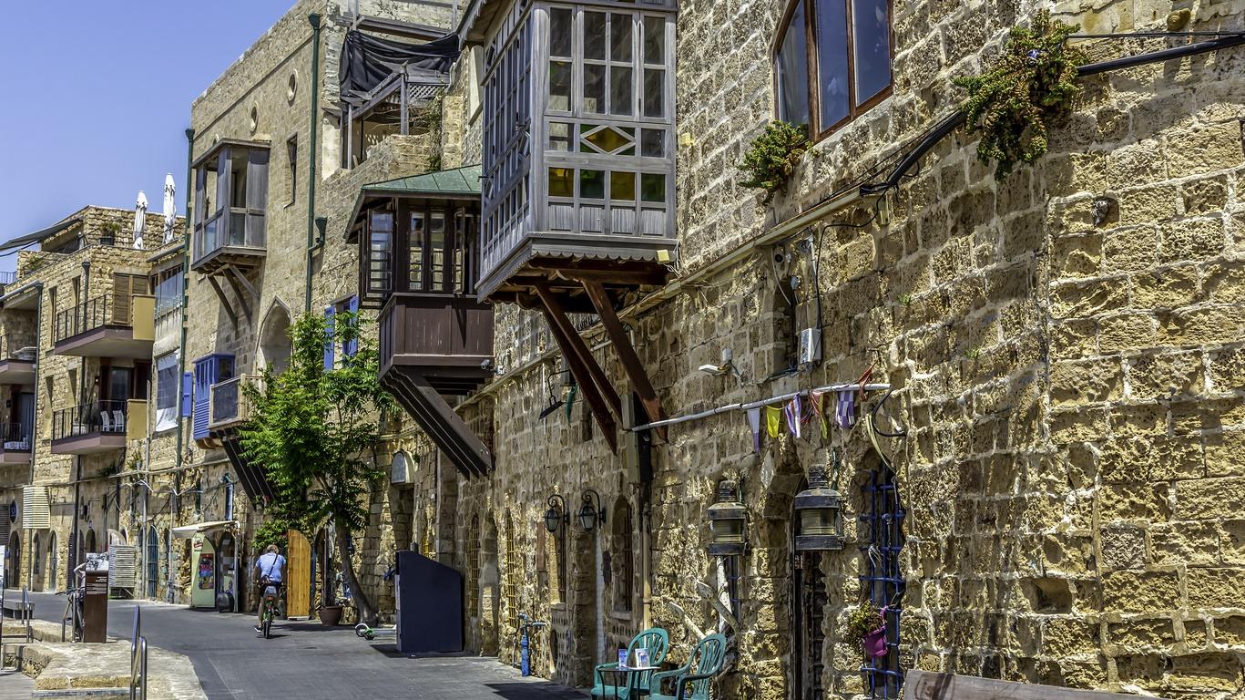 Voyage en autotour en Israël
