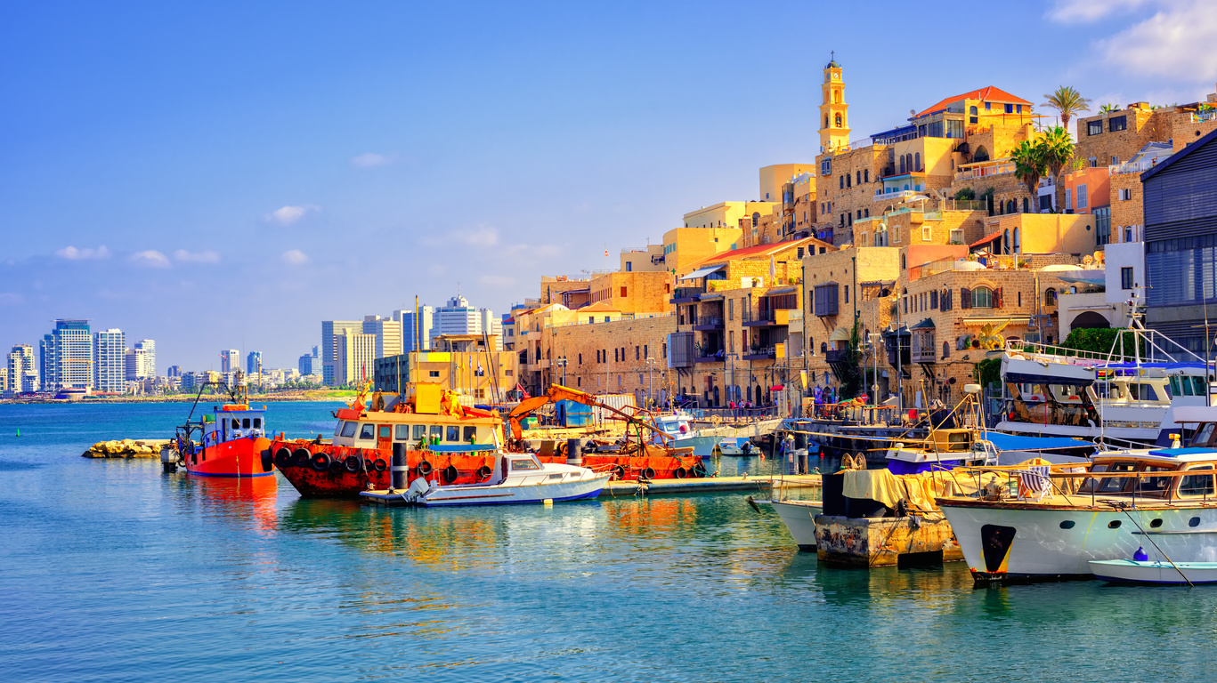 Voyage à Tel Aviv