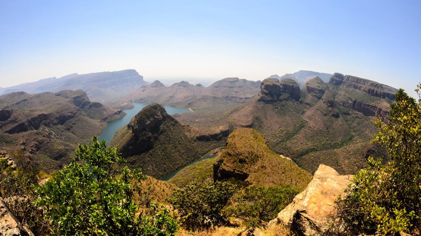 Voyage au Blyde Rive Canyon