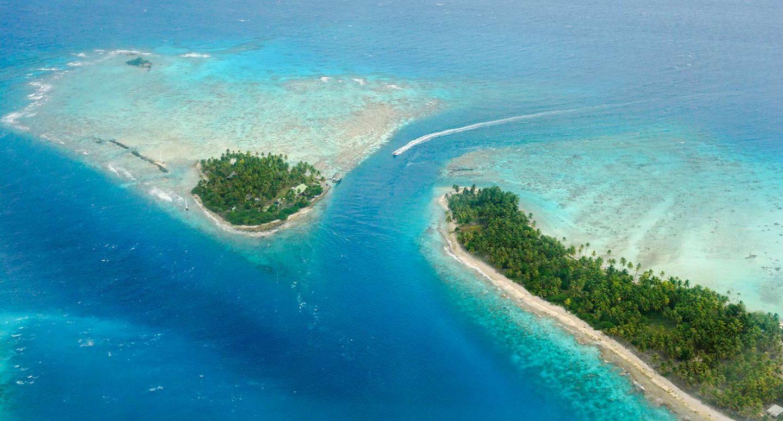 Voyage dans les Tuamotu