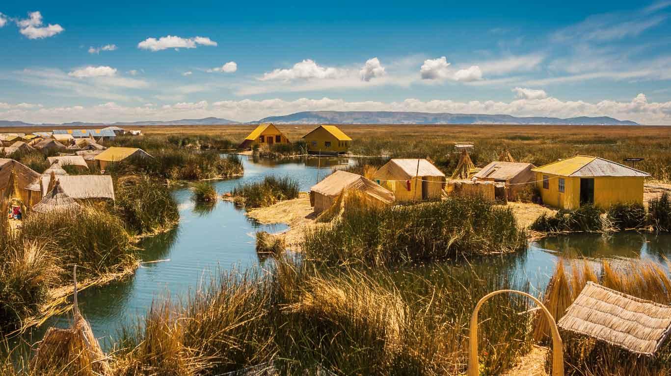 Voyage au lac Titicaca