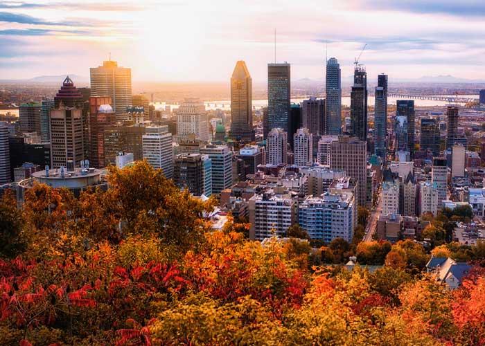 Douceur de vivre à Montréal
