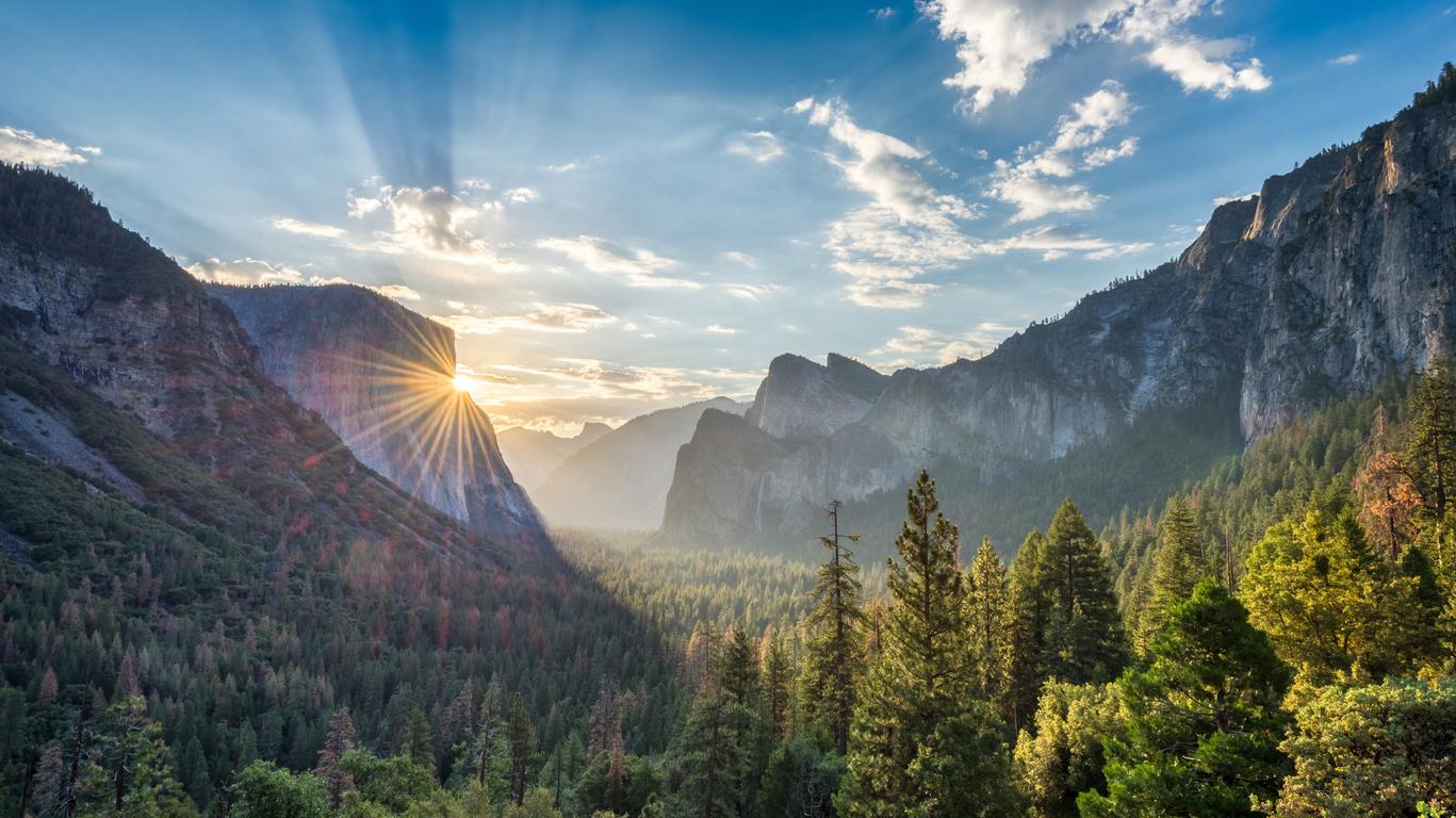 Voyage au Parc de Yosemite