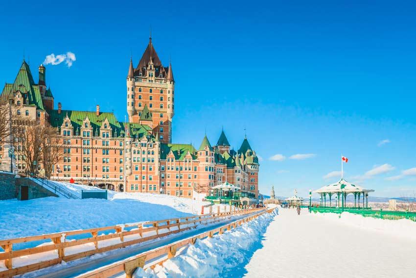 Quand partir au Québec ?