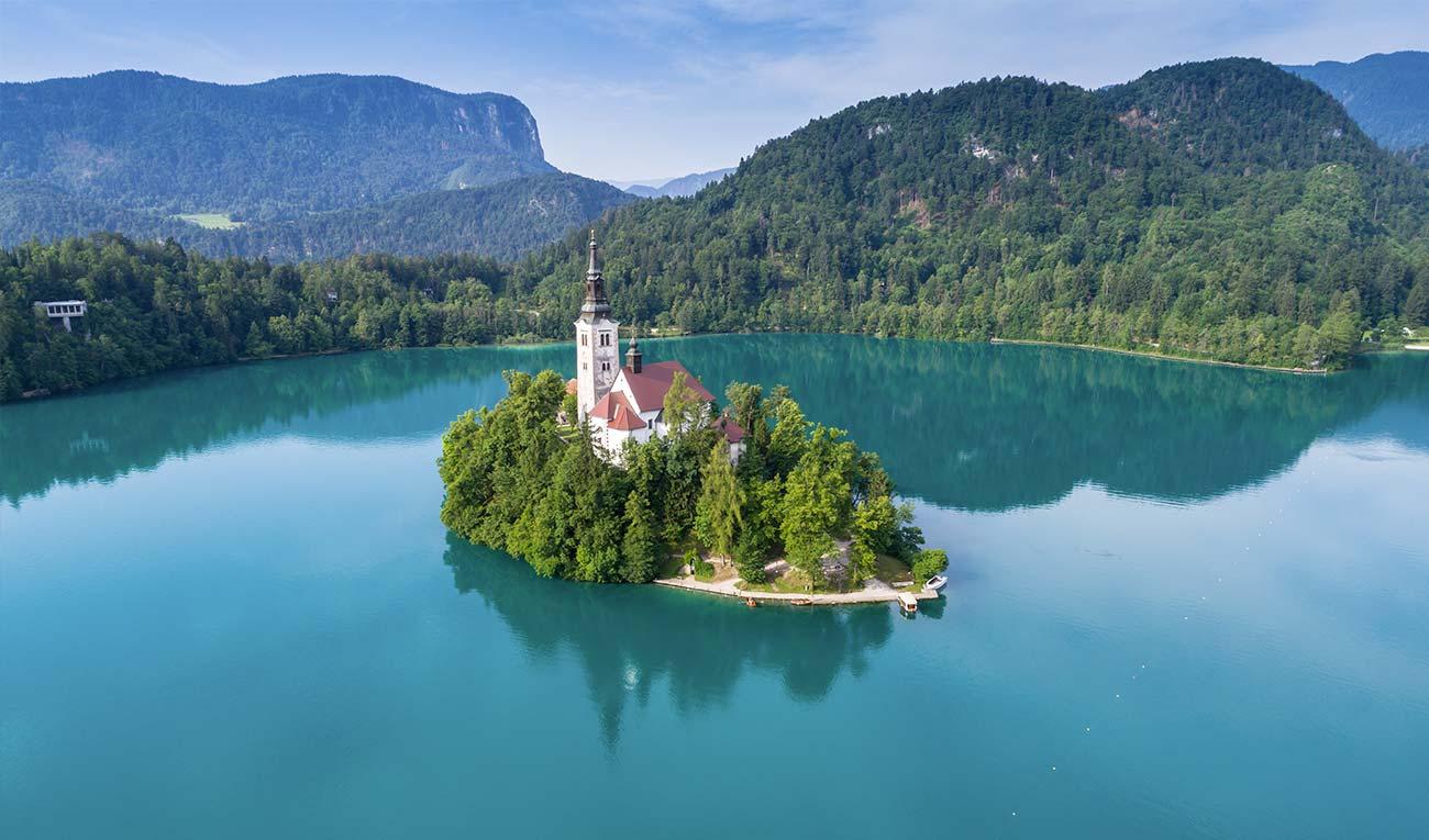 Voyage Slovénie