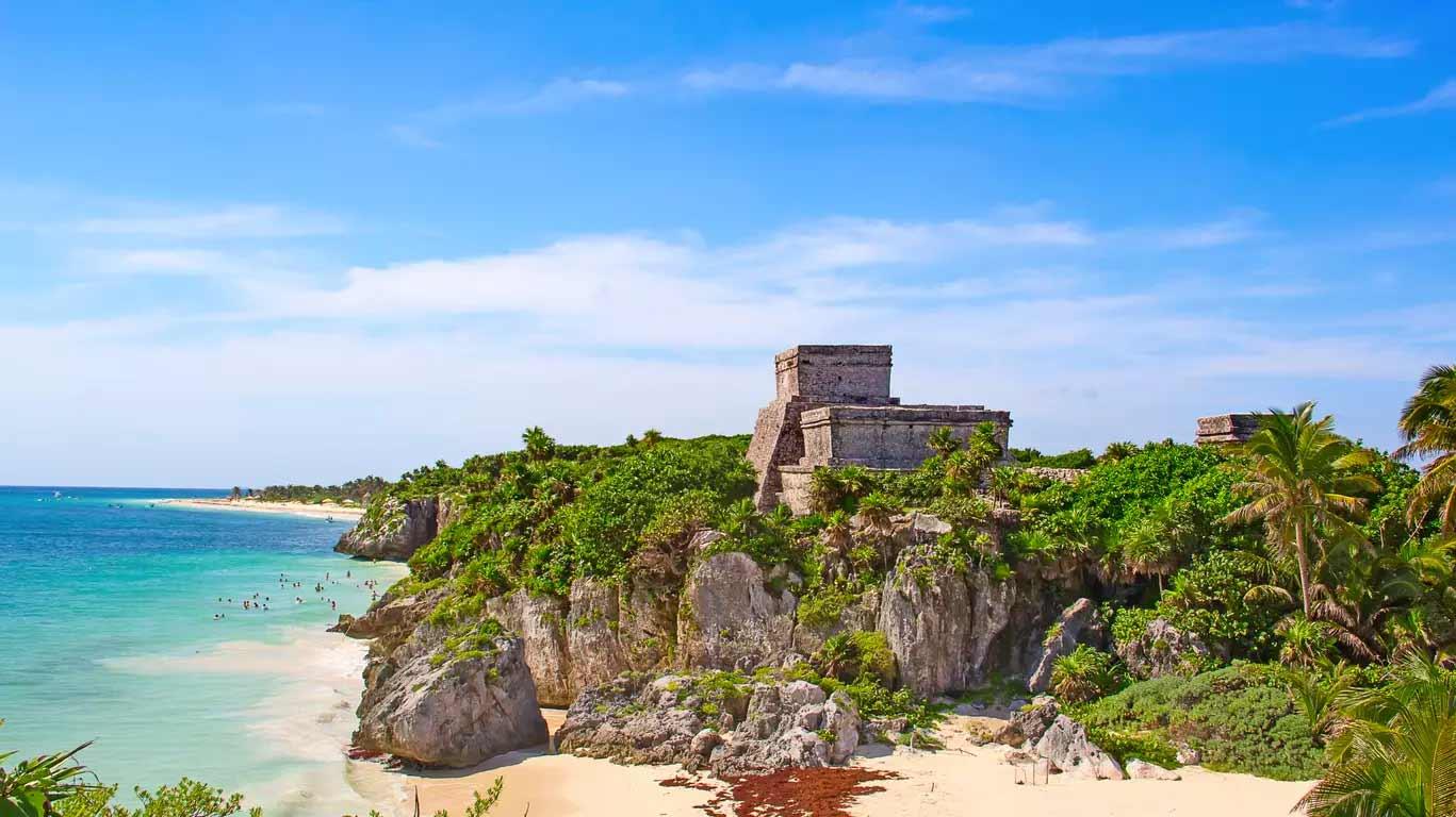 Voyage dans le Yucatan