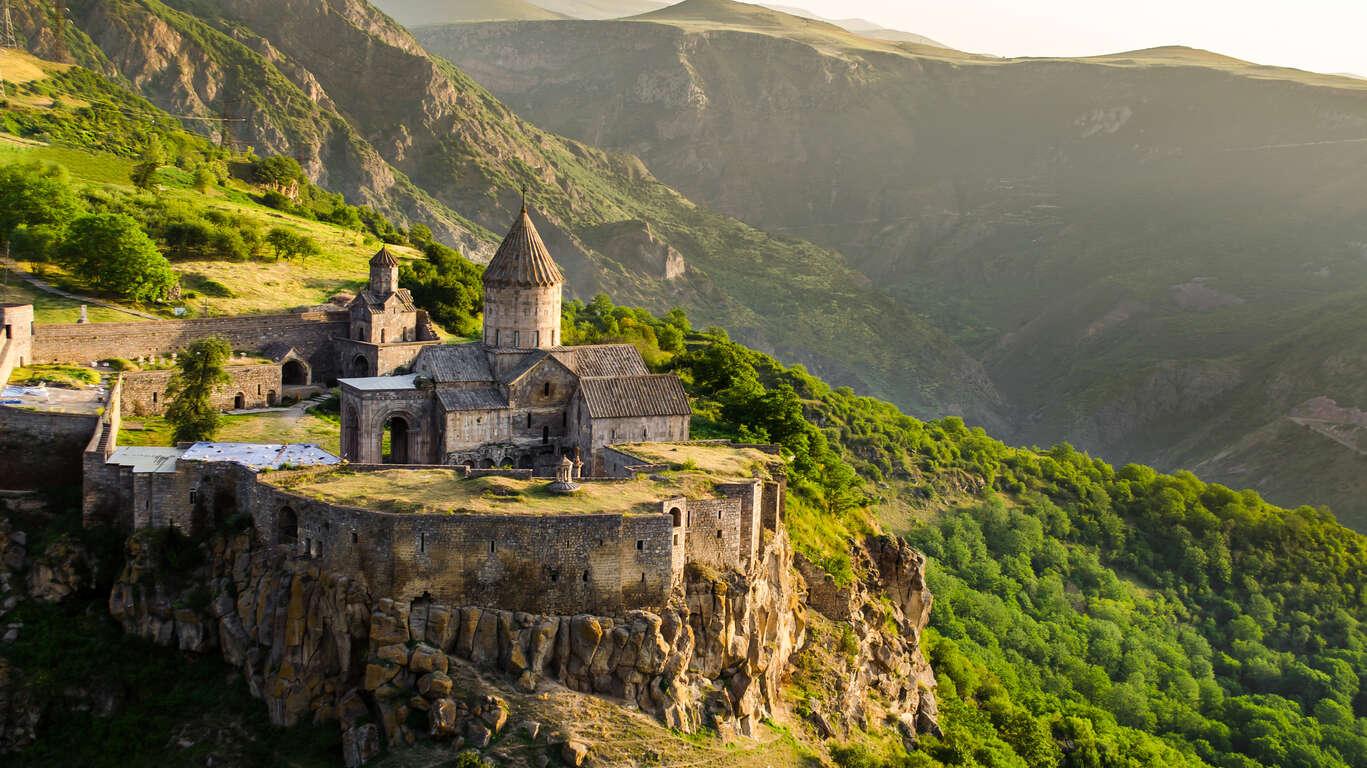 Les étincelles d'Arménie