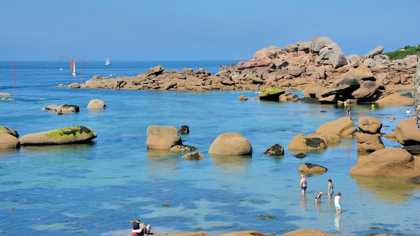 Vacances en Bretagne en famille