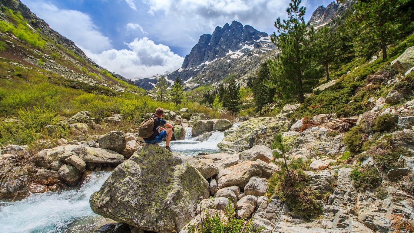 Randonnée et terroir en Haute-Corse