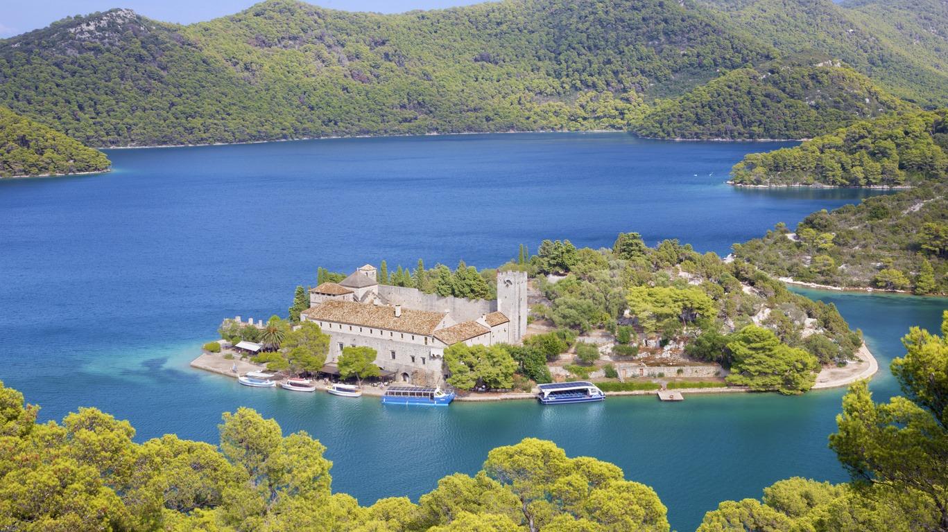 La Croatie d'île en île de Dubrovnik à Split