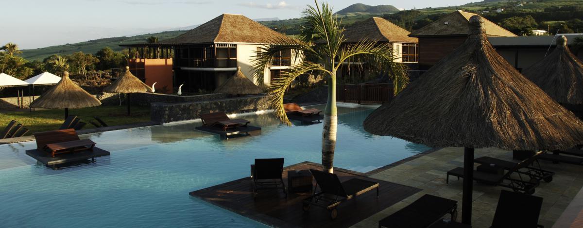 Séjour d'Exception au Palm Resort and Spa la Réunion 5*