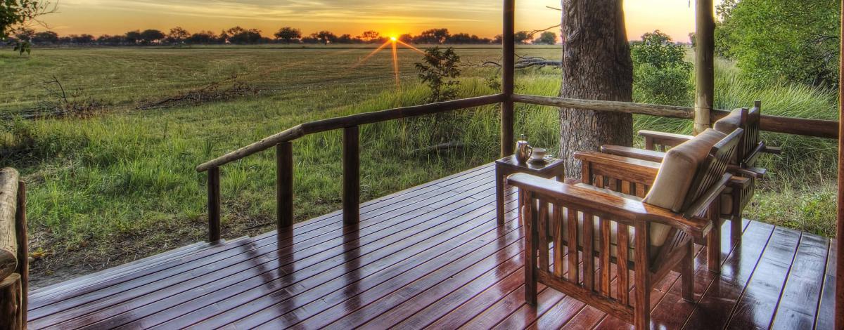Safari luxe au Botswana et Chutes Victoria : Chobe, Moremi et Delta de L'Okavango