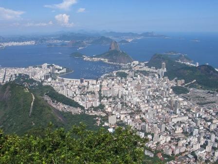 Le Triangle d'Or brésilien : Chutes d'Iguaçu, Rio de Janeiro et Salvador de Bahia