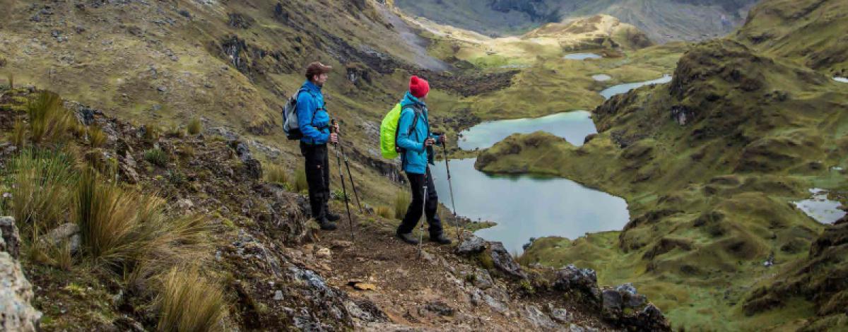 Aventure douce au Pérou entre amis