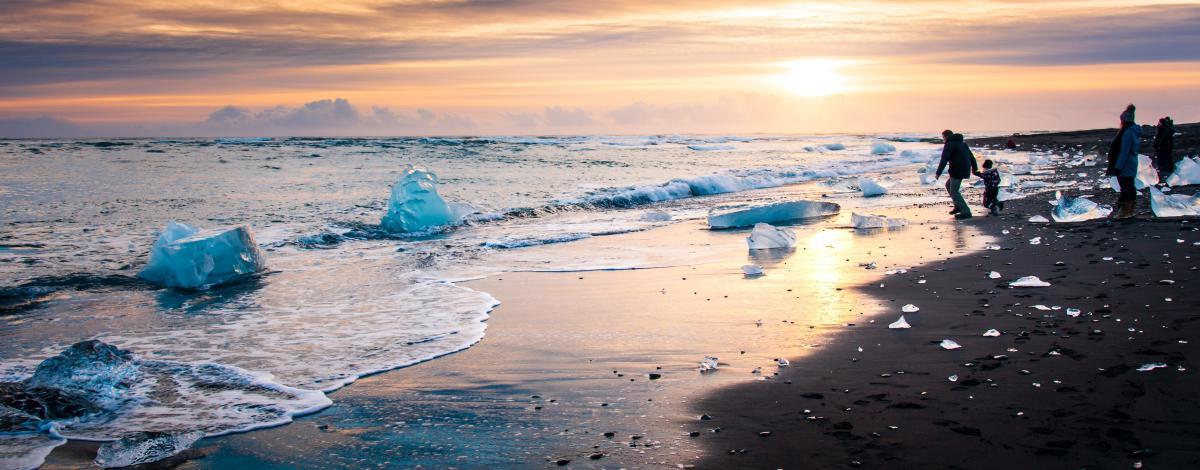 Splendeurs islandaises, un voyage en famille