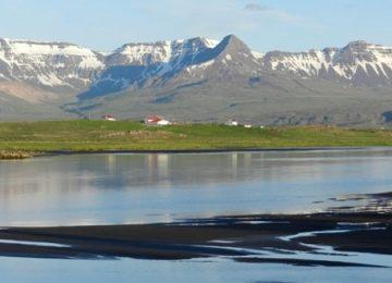 Des glaciers aux aurores, la côte Sud en hiver