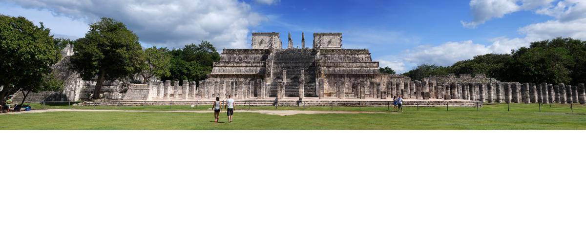 Au coeur des sites Mayas