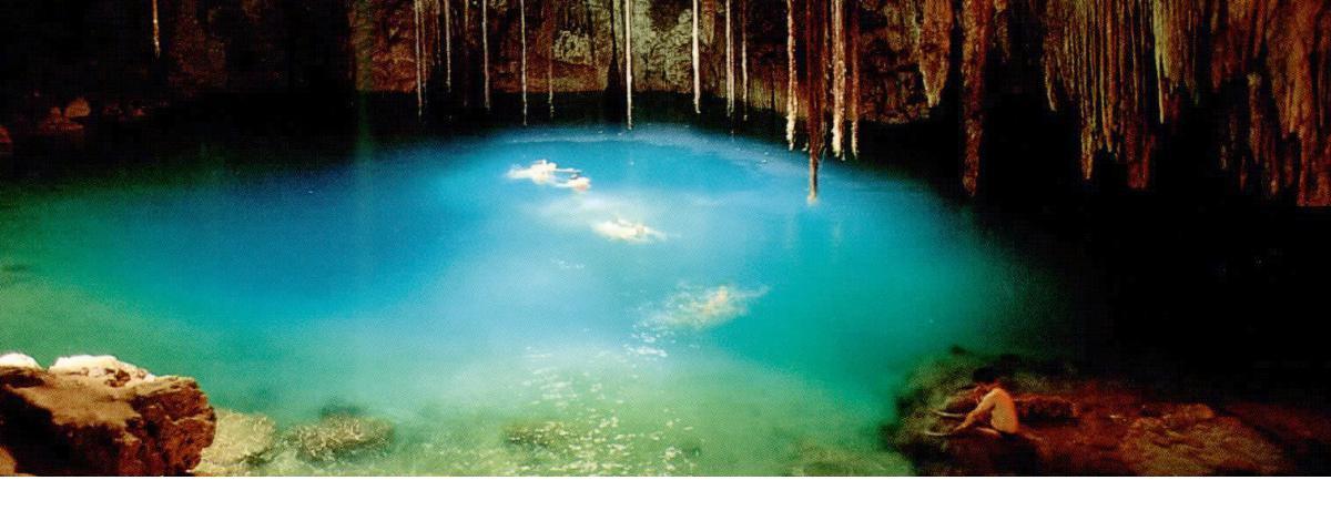 Les splendeurs du Yucatan