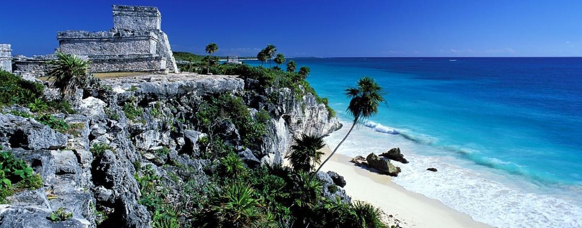 Premiers pas au Yucatan