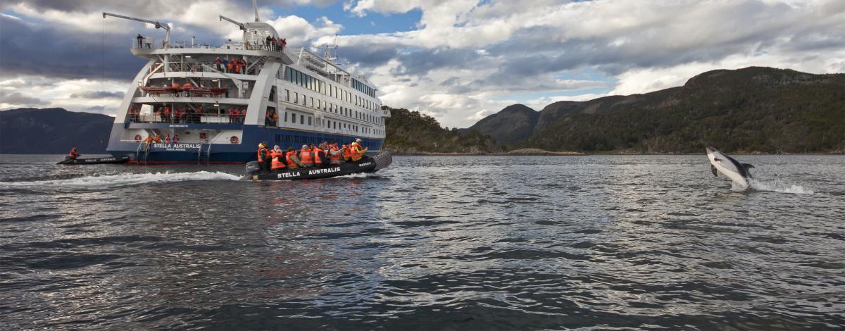 La Patagonie et le Cap Horn avec Cruceros Australis