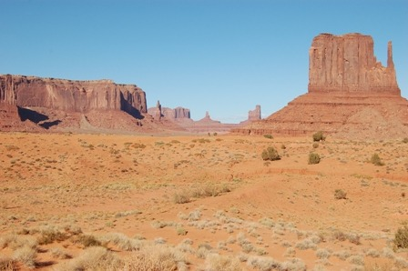 Les parcs nationaux de l'Ouest américain en randonnée