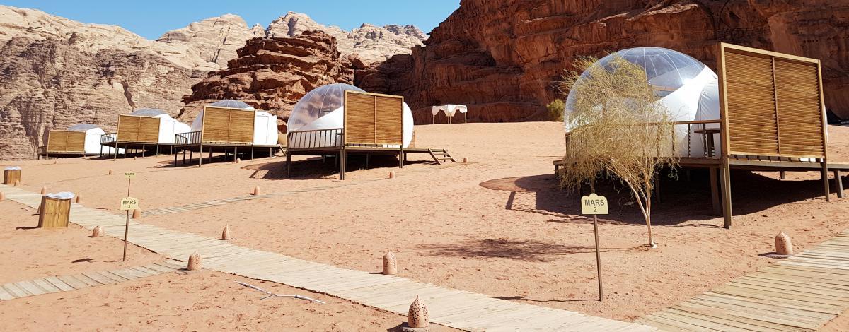 Voyage en Jordanie version charme et nature avec chauffeur