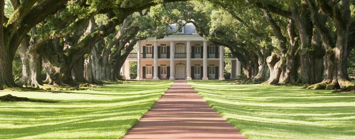 Autotour en Louisiane : La route des plantations