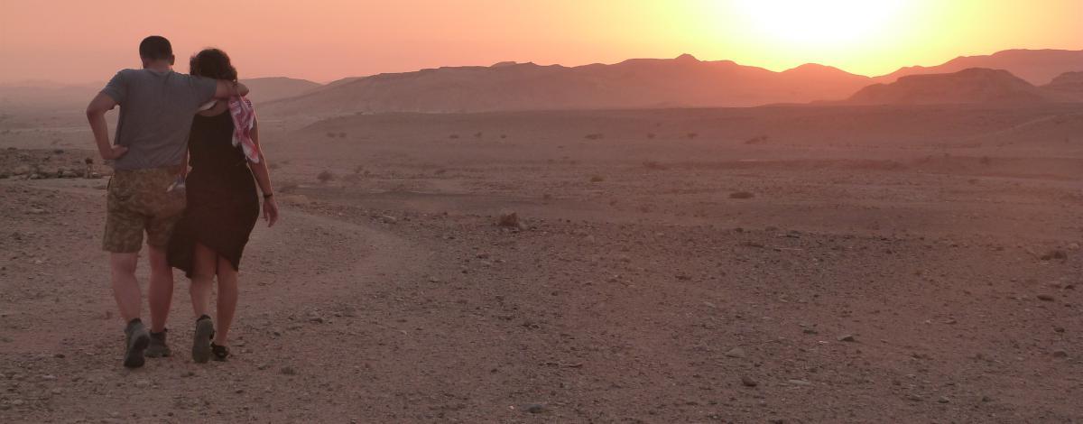 Voyage en Jordanie en liberté