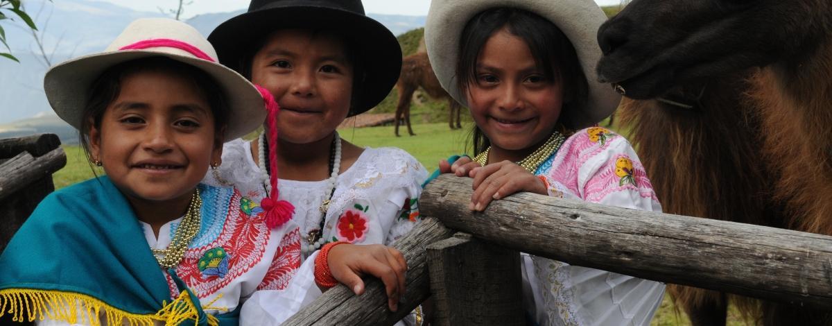 L'Equateur, une terre d'émotions