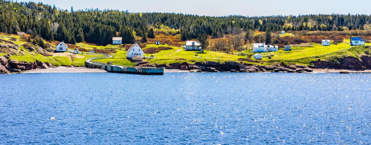 Saveurs de l'Acadie et la Gaspésie