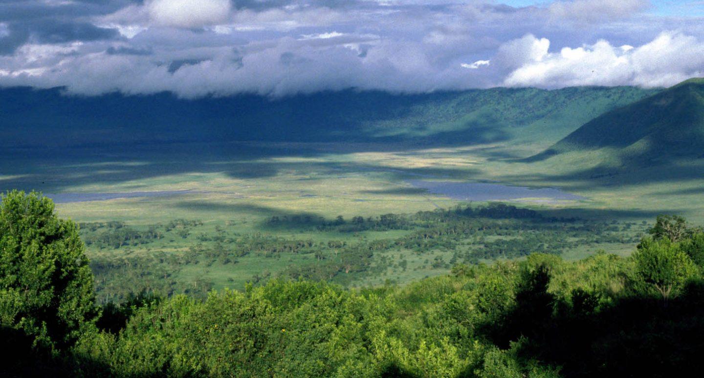 La Tanzanie vue du ciel - Elewana Collection