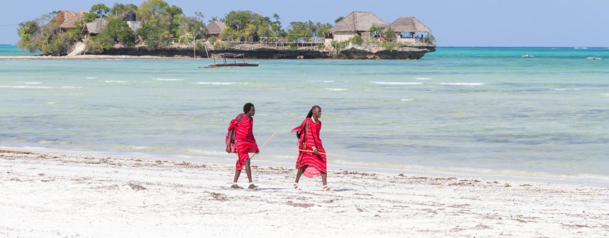 Circuit privatif en Tanzanie : du Serengeti à Zanzibar