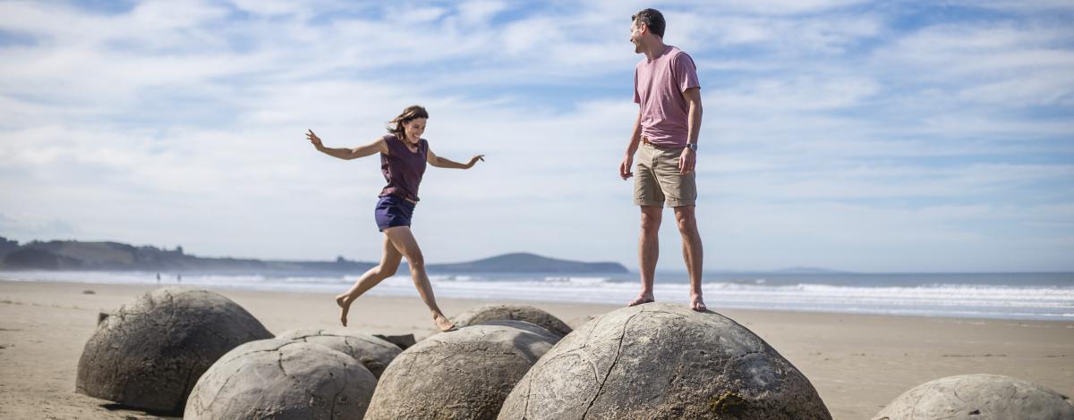 Balade Romantique en Nouvelle-Zélande
