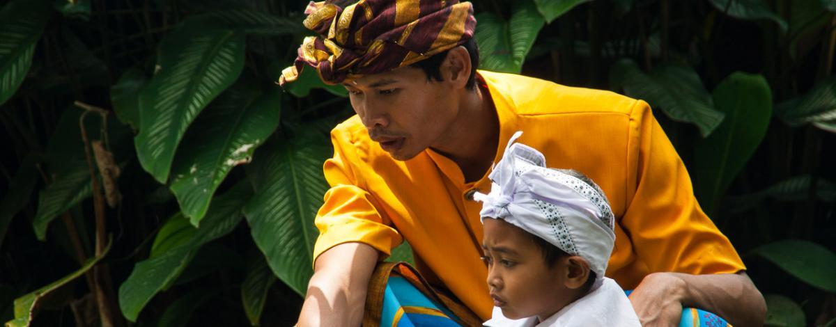 Découverte de Bali en famille