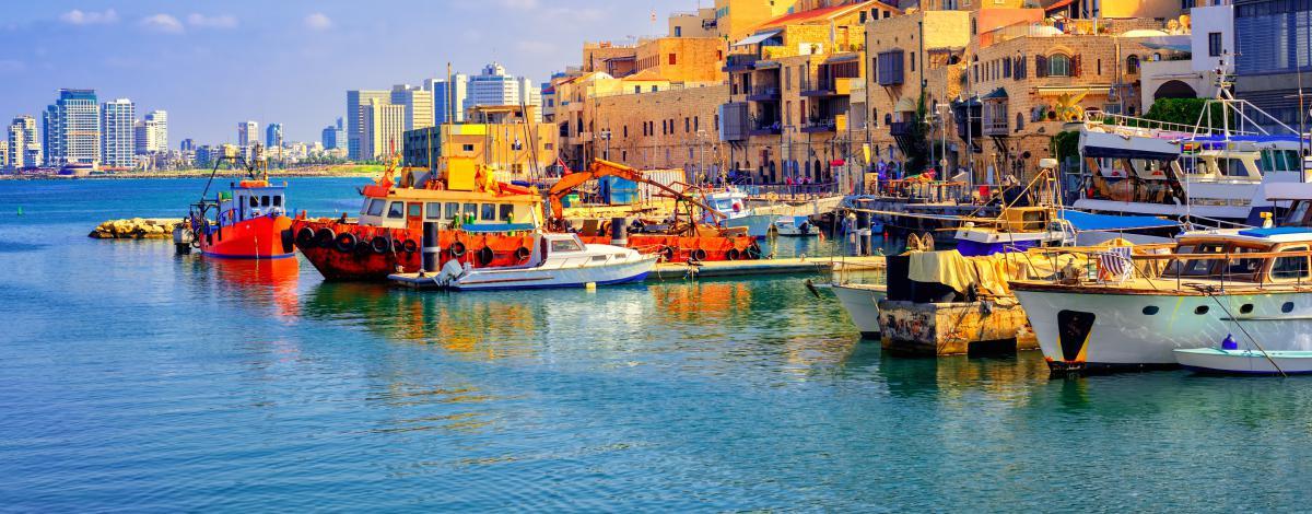 Les incontournables de la Jordanie avec chauffeur et découverte de Jérusalem