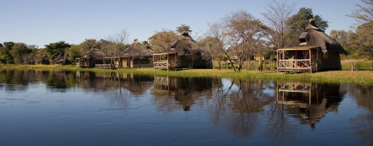 Safari au Botswana en lodges de charme et Chutes Victoria