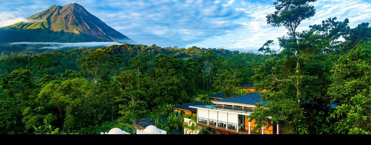 Les 4 merveilles du Costa Rica : Boca Tapada – Arenal – Uvita – Peninsule d'Osa